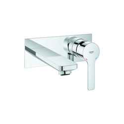 Lineare 2-hole basin mixer M-Size | Wash basin taps | GROHE