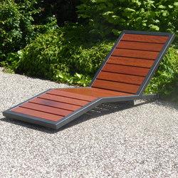 Basic transat | Chairs | Concept Urbain
