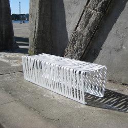 Zebra bench | Panche | Concept Urbain
