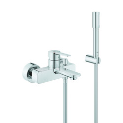 Lineare Single-lever bath/shower mixer 1/2"
