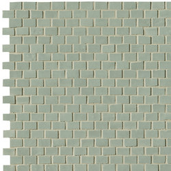 Brooklyn Brick Leaf Mosaico | Mosaïques | Fap Ceramiche
