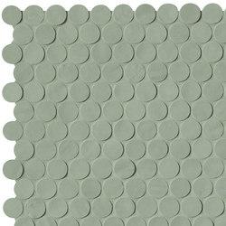 Brooklyn Round Leaf Mosaico | Mosaici ceramica | Fap Ceramiche
