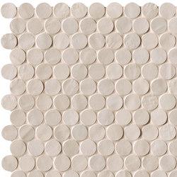 Brooklyn Round Sand Mosaico | Ceramic mosaics | Fap Ceramiche