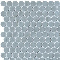 Brooklyn Round Sky Mosaico | Mosaici | Fap Ceramiche