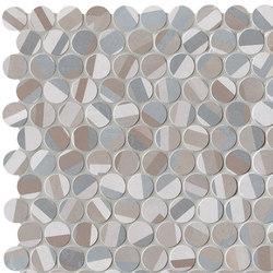 Color Line Deco Round Mosaico | Ceramic mosaics | Fap Ceramiche
