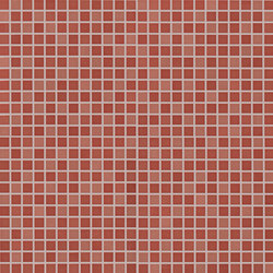 Color Line Marsala Micromosaico | Mosaicos de cerámica | Fap Ceramiche