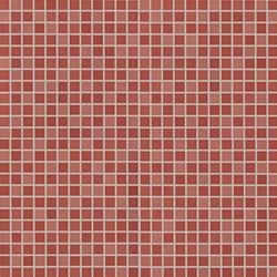 Color Line Marsala Micromosaico | Ceramic mosaics | Fap Ceramiche