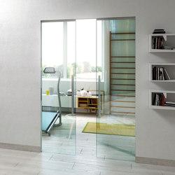 Essential Sliding | Internal doors | Scrigno