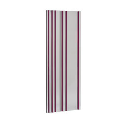Rays of light silver/burgundy/midnight | Wall decoration | Reflections Copenhagen
