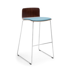 Com K22CV chrome | Bar stools | PROFIM
