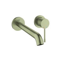 Essence 2-hole basin mixer L-Size | Wash basin taps | GROHE
