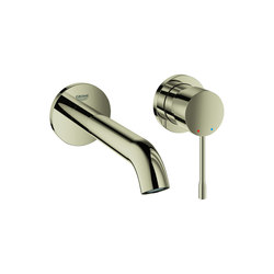 Essence Two-hole basin mixer M-Size | Wash basin taps | GROHE