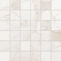 Roma Diamond Calacatta Macromosaico | Ceramic tiles | Fap Ceramiche