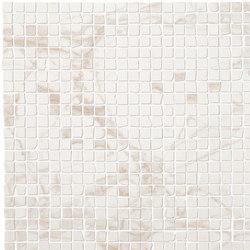 Roma Diamond Calacatta Micromosaico | Ceramic tiles | Fap Ceramiche