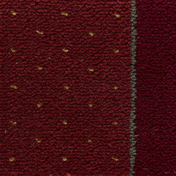 Strandvägen | Red 10 | Wall-to-wall carpets | Kasthall