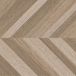 Lamelle Rovere Chevron | L30120RC | Ceramic panels | Ornamenta