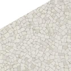 Roma Diamond Caleido Frammenti White | Floor tiles | Fap Ceramiche