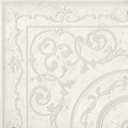 Roma Diamond Carpet Carrara Corner | Ceramic tiles | Fap Ceramiche