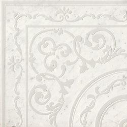 Roma Diamond Carpet Carrara Corner | Baldosas de cerámica | Fap Ceramiche