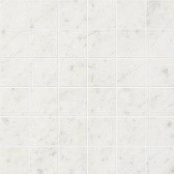 Roma Diamond Carrara Macromosaico | Ceramic tiles | Fap Ceramiche