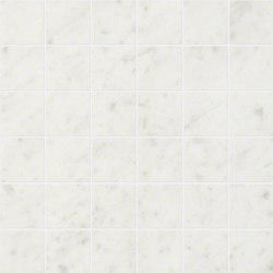 Roma Diamond Carrara Macromosaico | Baldosas de suelo | Fap Ceramiche