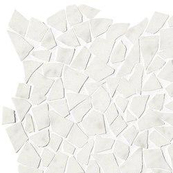 Roma Diamond Carrara Schegge Mosaico | Piastrelle ceramica | Fap Ceramiche