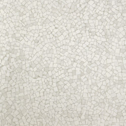 Roma Diamond Frammenti White | Ceramic tiles | Fap Ceramiche