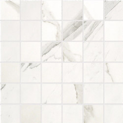 Roma Diamond Statuario Macromosaico | Carrelage céramique | Fap Ceramiche