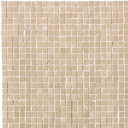 Roma Diamond Beige Duna Micromosaico | Ceramic tiles | Fap Ceramiche