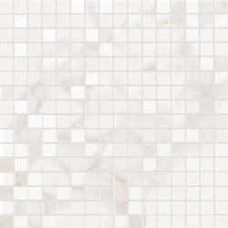 Roma Diamond Calacatta Mosaico | Baldosas de cerámica | Fap Ceramiche