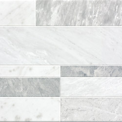 Roma Diamond Deco White | Ceramic tiles | Fap Ceramiche