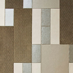 Marque | Tokyo | Leather tiles | Pintark