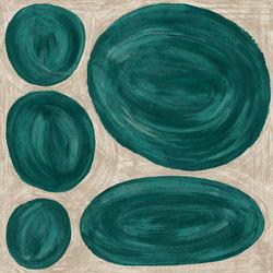 Manifesto Menta positve | MA6060MP | Keramik Platten | Ornamenta
