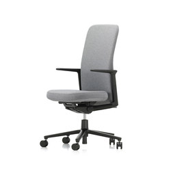 Pacific Chair medium back | Sedie girevoli da lavoro | Vitra