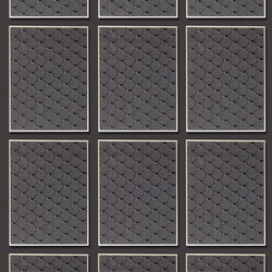 Systems | Manhattan Honeycomb | Leather tiles | Pintark
