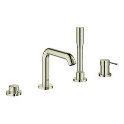 Essence Four-hole single-lever bath combination | Bath taps | GROHE