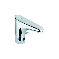 "Europlus E Bluetooth Infra-red electronic basin tap 1/2"" with mixing device 