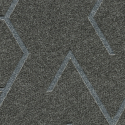 Flotex Planks | Triad emboss zinc | Carpet tiles | Forbo Flooring