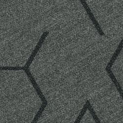 Flotex Planks | Triad steel | Teppichfliesen | Forbo Flooring