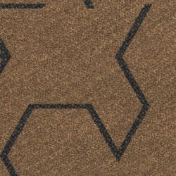 Flotex Planks | Triad amber | Carpet tiles | Forbo Flooring