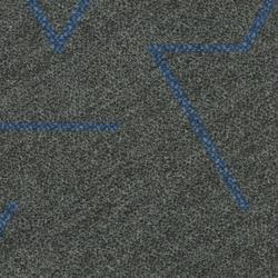 Flotex Planks | Triad blue line | Carpet tiles | Forbo Flooring