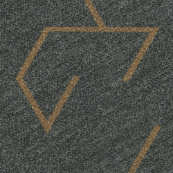 Flotex Planks | Triad amber line | Carpet tiles | Forbo Flooring