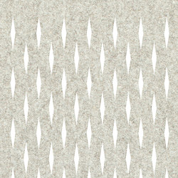Curtain Grate | Paneles fonoabsorbentes de suspensión | HEY-SIGN