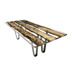 Bricola | Chimenti Table | Dining tables | Alcarol
