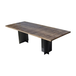 Marble Ways | Dining Table | Mesas comedor | Alcarol