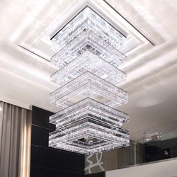 "Bespoke Chandelier ""Montblanc"" 