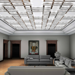 "Bespoke Chandelier ""Maze"" 