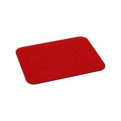 Tischset mit gerundeten Ecken | Untersetzer | HEY-SIGN