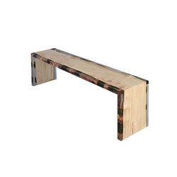 Undergrowth | Trail Bench | Bancs | Alcarol