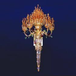 "Bespoke Chandelier ""Jeddah"" | Lampadari a corona | Windfall"